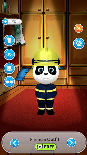 My Talking Panda - Virtual Pet Game 1.2.5 screenshots 5