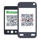 Whatscan App for WhatsWeb icon