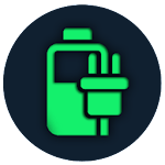 Fast Charger & Battery Saver Icon