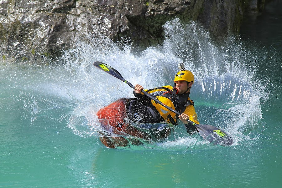 IMG_633 by Franc Brane Matko - Sports & Fitness Watersports ( slovenia, soca )