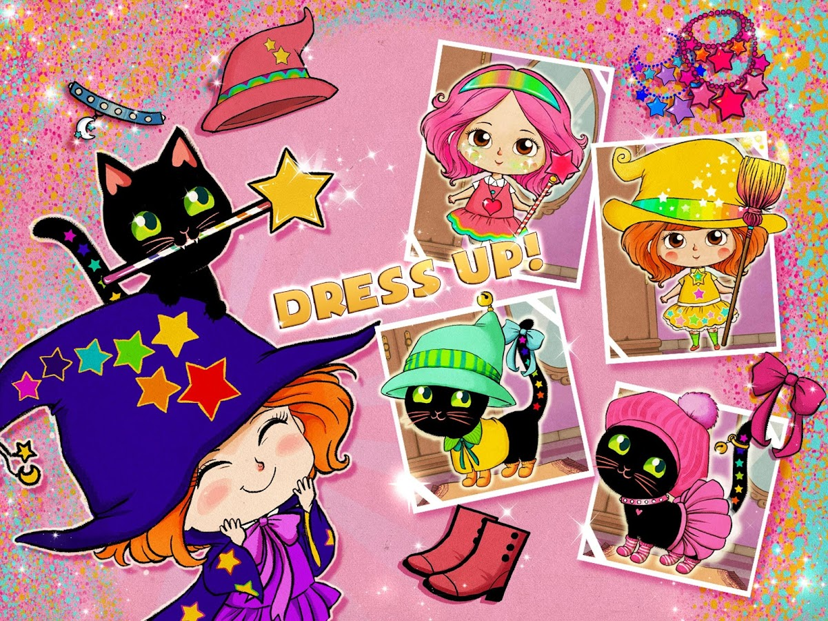 Lunas Magic School Apl Android Di Google Play
