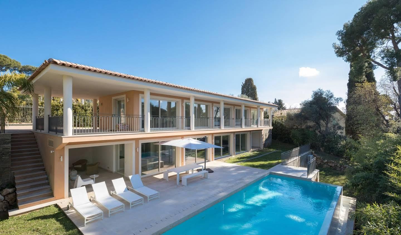 Villa avec terrasse Juan les pins