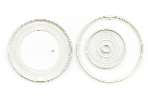 Judith Bloedjes, ars 01 - celadon serie 3 2020, rvs foto: Pim Rusch