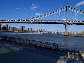 Photo: The Manhattan Bridge
