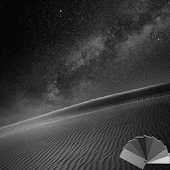 Dark Desert Night Theme Xperia