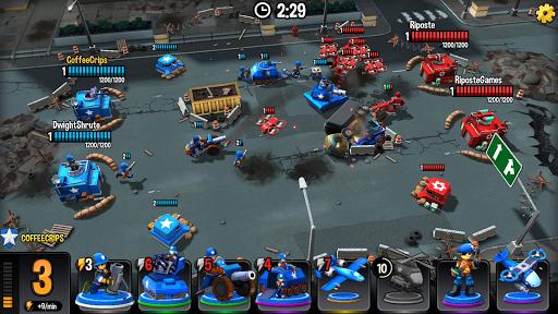 Mini Guns - Omega Wars 1.0.17 screenshots 4