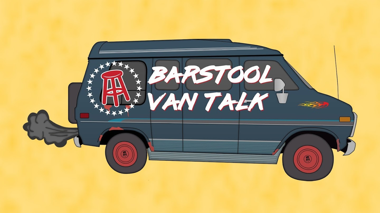 Watch Barstool Van Talk live