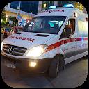 Drive Ambulance on Snow APK