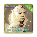 Lagu Sholawat Nissa Sabyan Offline Terbaru icon