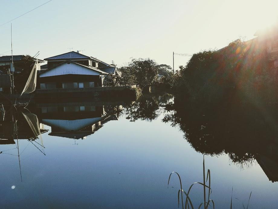 Закоулки Японии