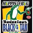 Logo of Hoppin' Frog Bodacious Black And Tan