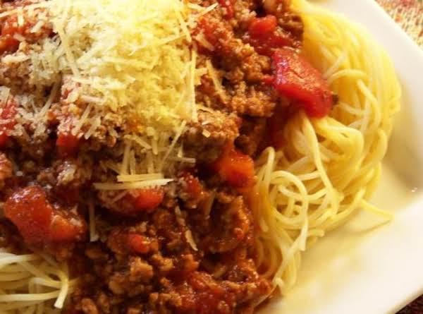 New York Style Italian Gravy