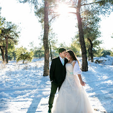 Wedding photographer Kostis Karanikolas (photogramma). Photo of 09.01.2019
