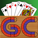 Grandpa's Cribbage Free icon