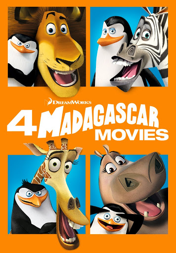Madagascar 4-Movie Collection - Movies on Google Play