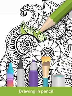 100+ Mandala coloring pages - Android Apps on Google Play