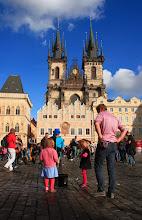 Photo: Praha - Staroměstské náměstí - Chrám matky Boží před Týnem