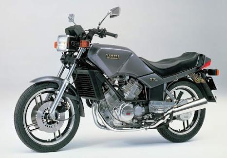 Yamaha XZ 550 Vision -manual-taller-despiece-mecanica
