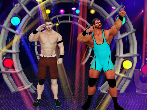 Tag team wrestling 2020: Cage death fighting Stars screenshots 10