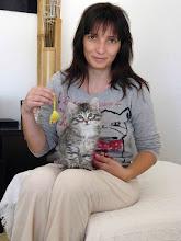 Photo: Quían conmigo y su ratón :))