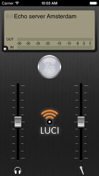 LUCI Global- screenshot