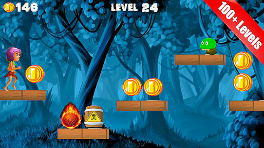 Jungle Castle Run 5