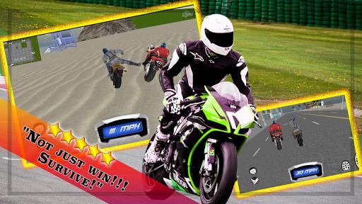 玩免費賽車遊戲APP|下載暴力速飛:城市摩托 app不用錢|硬是要APP