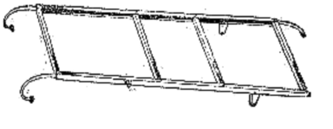 Early Chassis frame