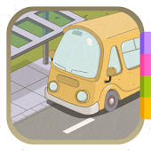 Busy Wheels: City Bus