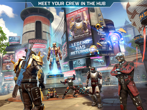 Shadowgun Legends 0.2.1 screenshots 12
