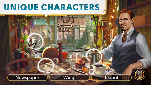 June's Journey - Hidden Objects - screenshot