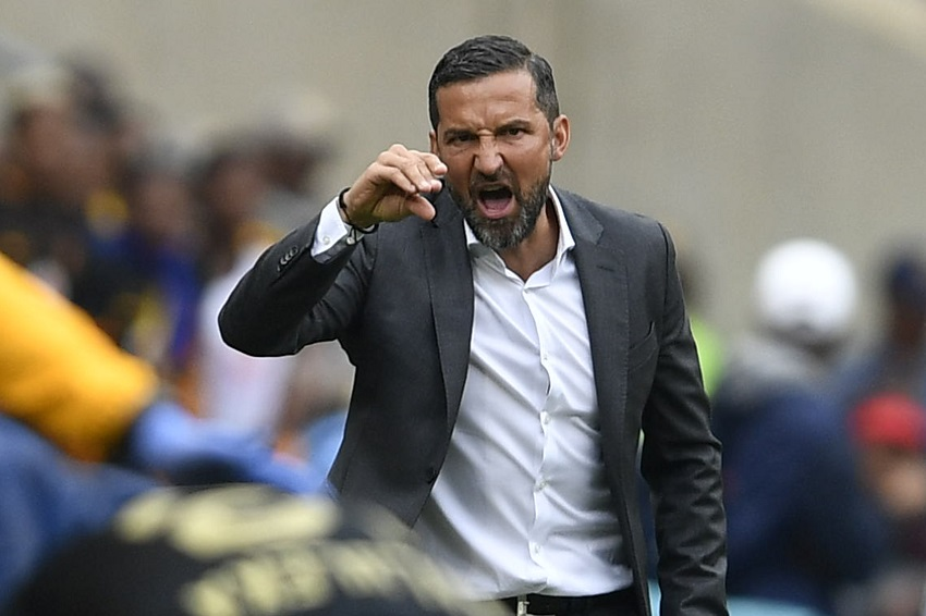 'He will be back soon': Orlando Pirates reveal why coach Zinnbauer left for Germany