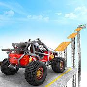 Mega Ramp Buggy Stunts
