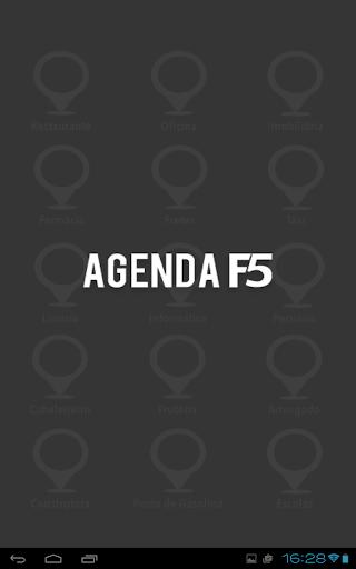 Agenda F5 Tablet