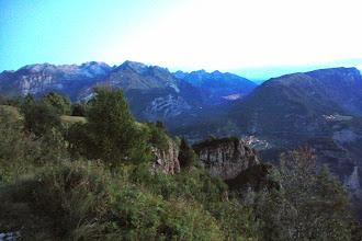 Photo: Gruppo brenta e Lago di Molveno