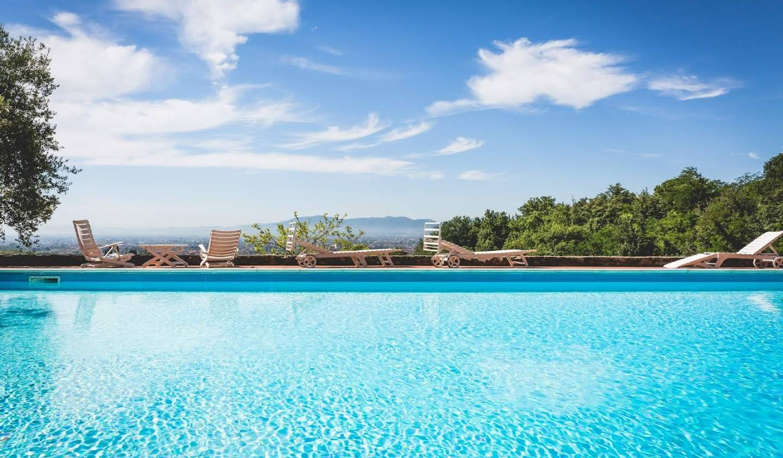 Villa avec jardin Pistoia