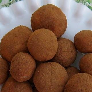 Irish Potatoes - Coconut/Cream Cheese Candy.