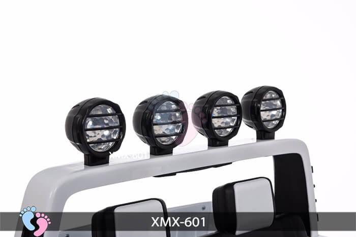 Xe hơi điện đồ chơi trẻ em XMX-601 1