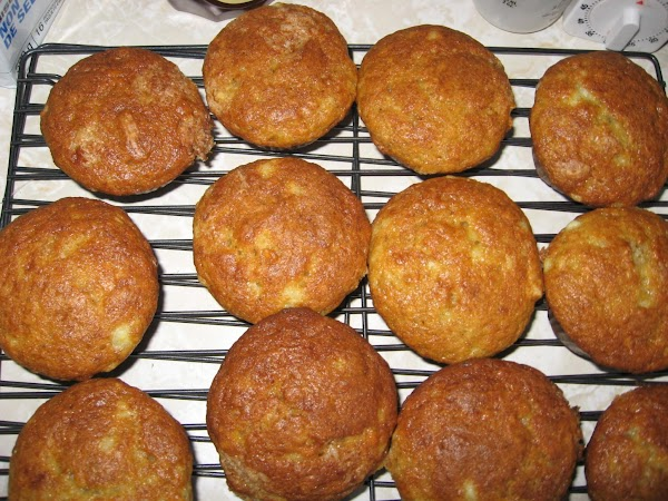 Audrey's Banana Muffins Recipe