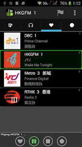 Best Hong Kong Radios screenshot 2
