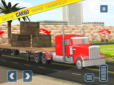 Cargo Plane City Airport 1.0 screenshot 69651