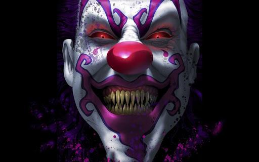 Scary Backgrounds Screenshot 7 Killer Clown Live Wallpaper 8