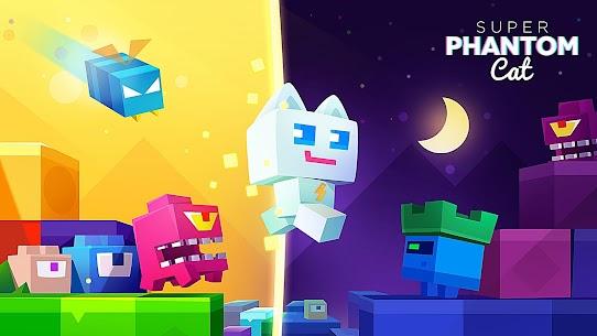 Super Phantom Cat Mod Apk 1.162 Unlimited Money 5