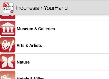 Indonesia In Your Hand- screenshot thumbnail