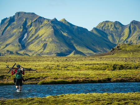 Дикая Исландия налегке