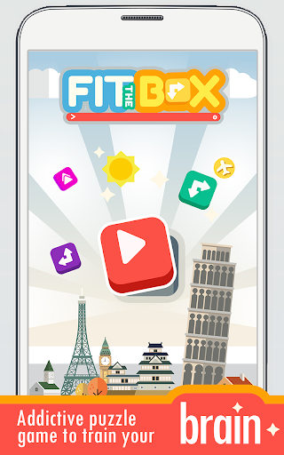 Fit the Box: Fill the Color Block 1.0.10 screenshots 1