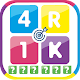 4r1k - pictorial word puzzles