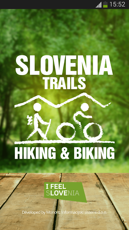 application slovenia trails