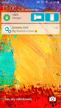 Gokano Notifications