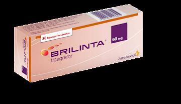 BRILINTA 60 MG X 30